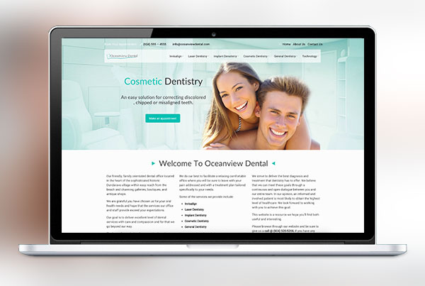 Web Design North Vancouver